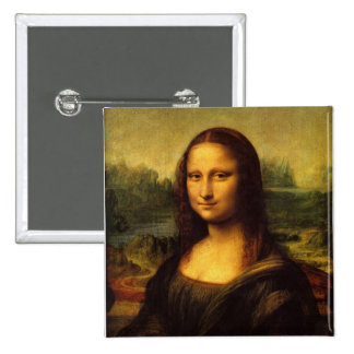 Mona Lisa Leonardo Da Vinci Pins