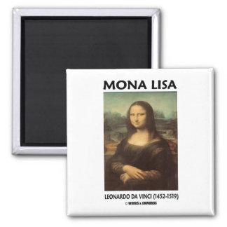 Mona Lisa (Leonardo da Vinci) Magnet