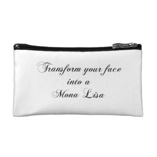 Mona Lisa Makeup Bag