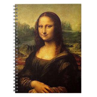 Mona Lisa Notebooks