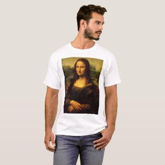 Mona Lisa Original - Leonardo da Vinci T-Shirt