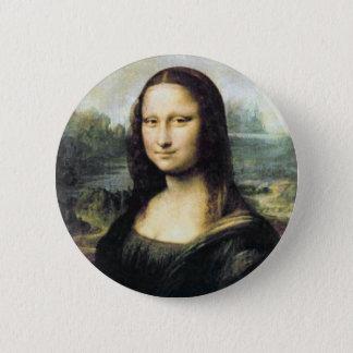 Mona Lisa Pin