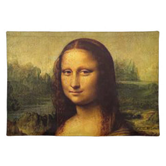 Mona Lisa Placemat