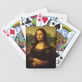 Mona Lisa Poker Deck