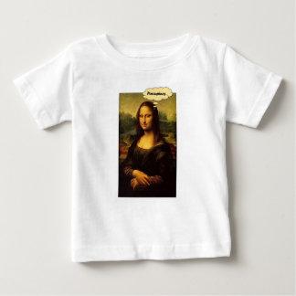 Mona Lisa Porcupines Baby T-Shirt