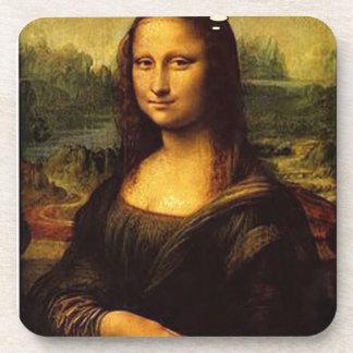 Mona Lisa Porcupines Coaster