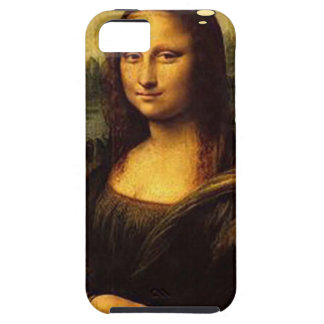 Mona Lisa Porcupines iPhone 5 Case