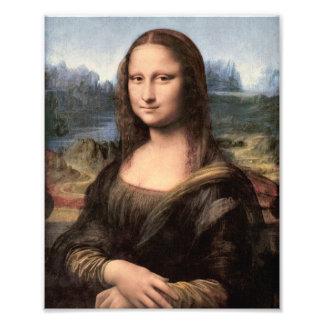 Mona Lisa Portrait / Painting Photograph
