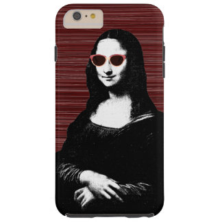 mona lisa Renaissance Tough iPhone 6 Plus Case