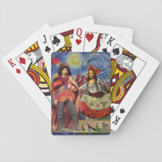 Mona Lisa Romance Poker Deck