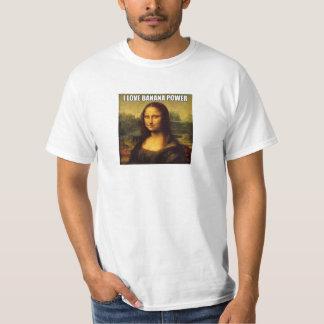 mona lisa says T-Shirt