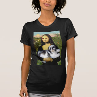 Mona Lisa - Shih Tzu (A-ld) T-Shirt