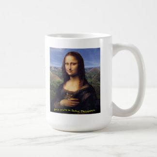 Mona Lisa Smile Bohol Mugs