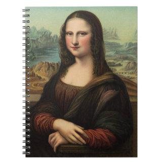 Mona Lisa Smile Notebook