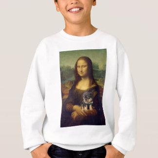 Mona Lisa: The Dog Lover Sweatshirt