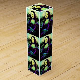 Mona Lisa Wine Bottle Gift Box Wine Box