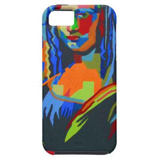 Mona Lisa Wpap iPhone 5 Case