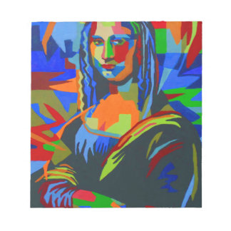 Mona Lisa Wpap Notepad