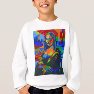 Mona Lisa Wpap Sweatshirt