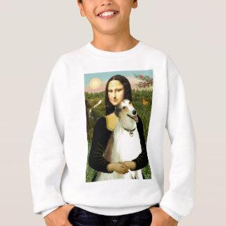 Mona Lisa's Borzoi Sweatshirt