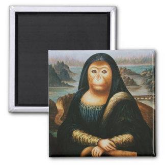 mona monkey magnet