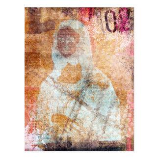 Mona Postcard