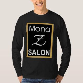 Mona Z Logo Mens Long Sleeve Shirt
