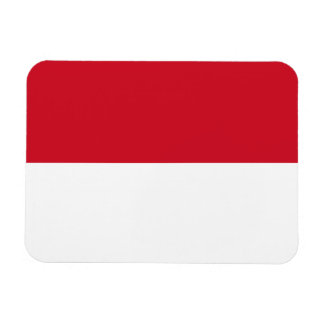 Monacan Flag Magnet