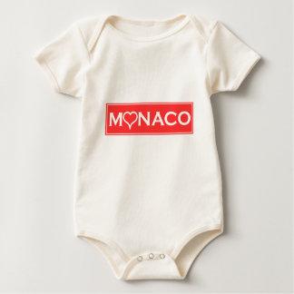 Monaco Baby Bodysuit