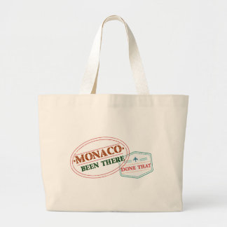 Monaco Been There Done That Large Tote Bag
