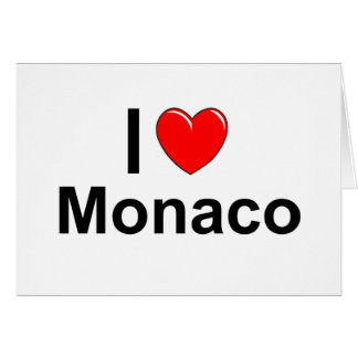 Monaco Card