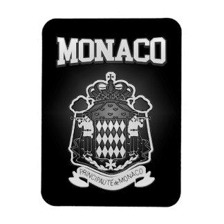 Monaco Coat of Arms Magnet