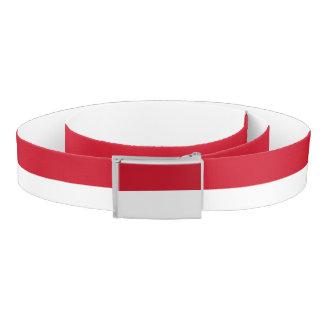 Monaco Flag Belt