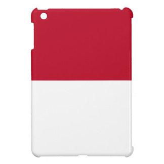Monaco_flag iPad Mini Cover