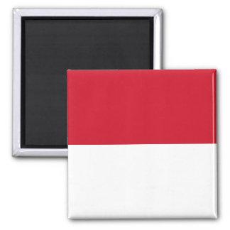 Monaco Flag Magnet