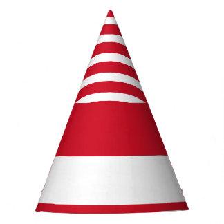 Monaco Flag Party Hat
