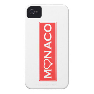 Monaco iPhone 4 Case-Mate Case