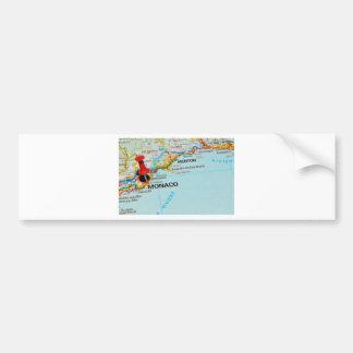Monaco, Monte Carlo Bumper Sticker