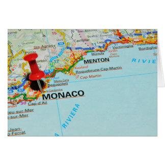 Monaco, Monte Carlo Card