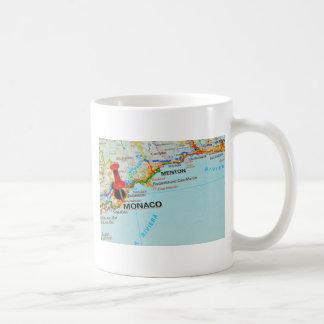 Monaco, Monte Carlo Coffee Mug