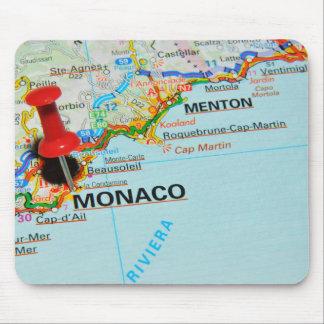 Monaco, Monte Carlo Mouse Pad
