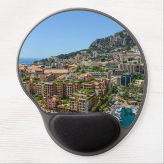Monaco Monte Carlo Photograph Gel Mouse Pad
