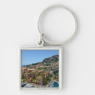 Monaco Monte Carlo Photograph Key Ring