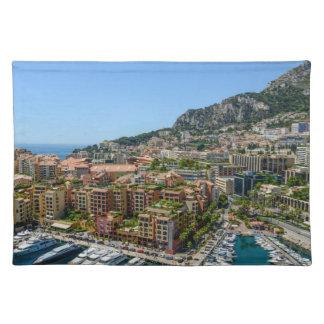 Monaco Monte Carlo Photograph Placemat