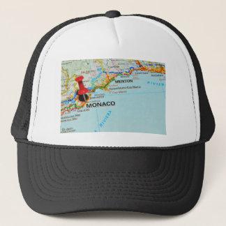 Monaco, Monte Carlo Trucker Hat