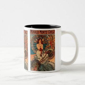 Monaco Monte Carlo Two-Tone Coffee Mug