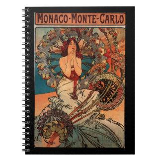Monaco Notebook