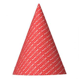 Monaco Party Hat