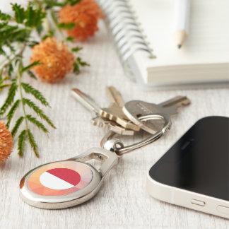 Monaco Souvenir Key Ring
