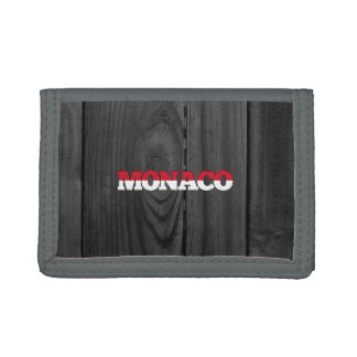 Monaco Trifold Wallet